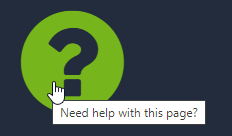 Help button in ScholarLMS